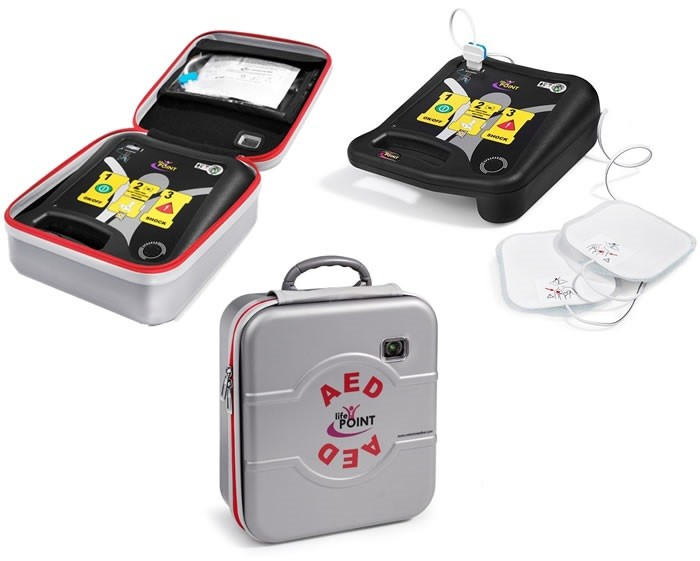 Defibrillatore Metsis Life Point Pro Aed