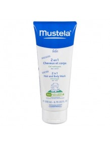 MUSTELA 2 IN 1 GEL DETERGENTE